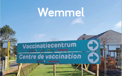 Infobrochure over vaccinatiecentrum komt er aan
